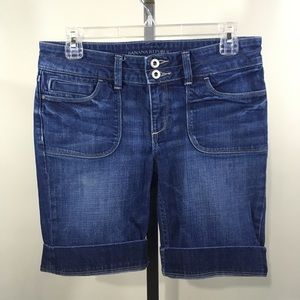 Banana Republic Women's 4 Small Bermuda Shorts